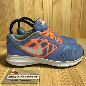 Nike Downshifter Kids Youth Blue Sneakers Shoes 5Y